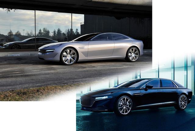 Pininfarina Cambiano+Aston martin new Lagonda.jpg
